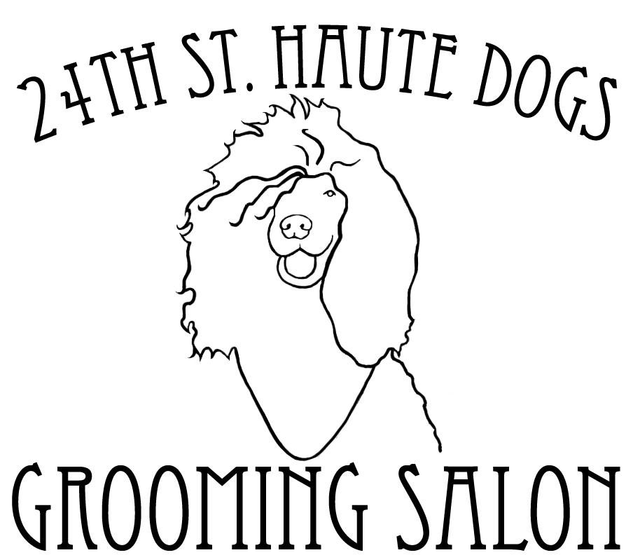 24th St. Haute Dogs Grooming Salon